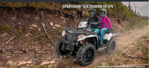 Sportsman Touring 570 EPS